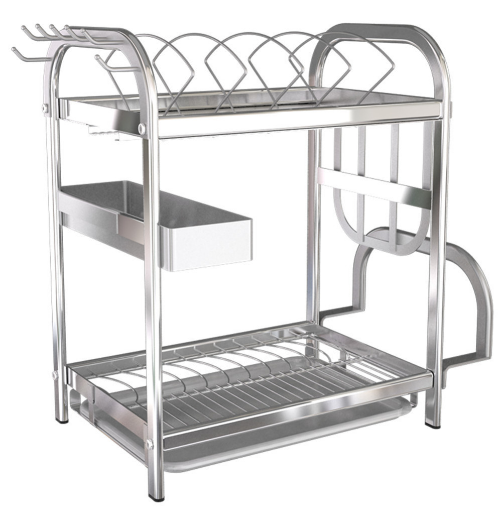 Kitchen Racks Stainless Steel Compare Prices On Stainless Steel Plate Rack Online Shopping Buy