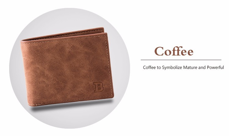 Coin Bag zipper 17 New men wallets mens wallet small money purses Wallets New Design Dollar Price Top slim Men Wallet For Male 6