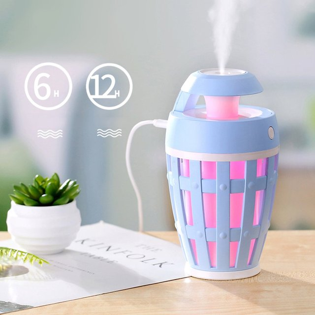 Swan Shape Essential Oil Humidifier