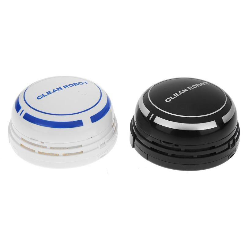 Mini Desktop Robot Vacuum Cleaner Smart Vacuum Cleaner does not Drop The Vacuum Cleaner Tools Cleaner Sweeper