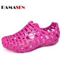 Women Sandals 2017 Summer Female Beach Shoes Hole Ventilation Breathable Casual Suandals Women S Fashion Slip