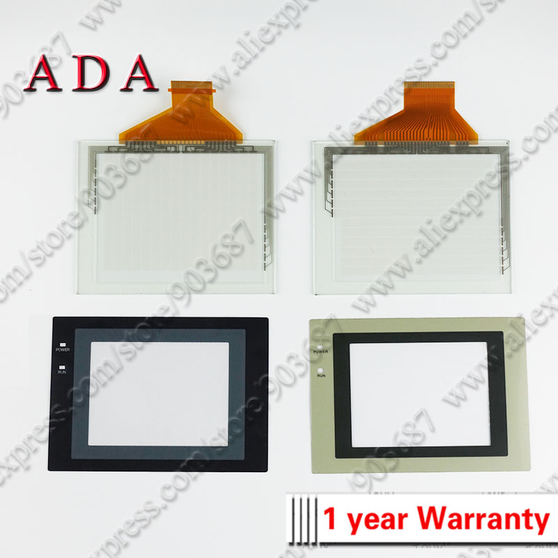 Touch screen panel for Omron NT30C-CFL01 NT30-CFL01 with Front overlay