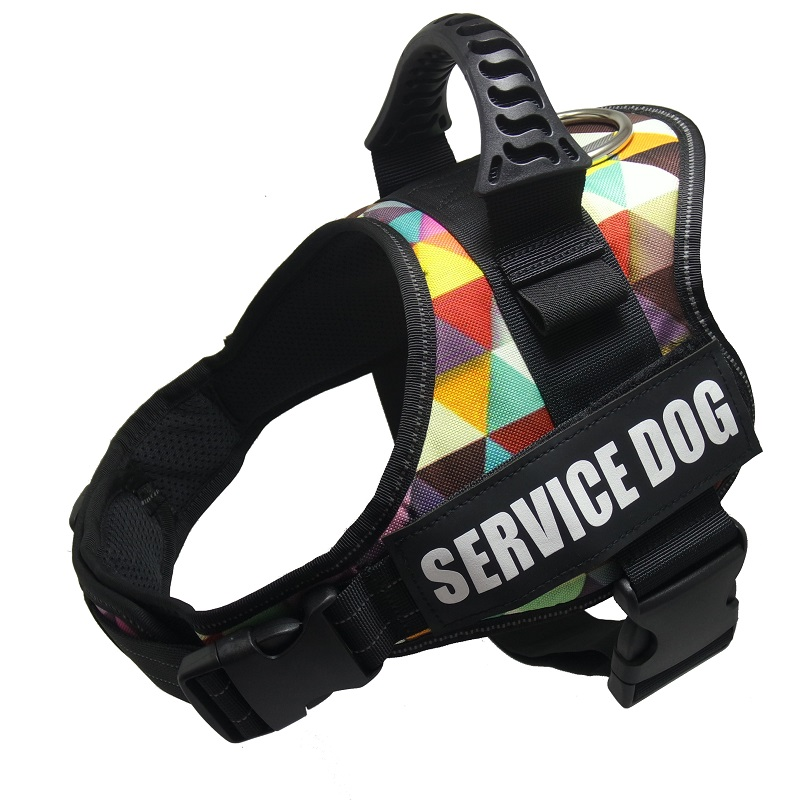 Dog harnesses for large dogs supplies vests pet products Factory price for dog all pet Harness