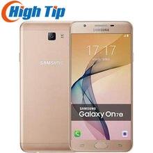 Originele Samsung Galaxy On7 (2016) G6100 4G Lte Mobiele Octa Core 5.5 ''13.0MP 1920X1080 3G Ram 32G Rom Dual Sim Gerenoveerd Telefoon