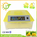 Brand New 220V Hatchery Machine 48 Automatic Egg Turning Cheap China Small Mini Quail Duck Bird Chicken Egg Incubator