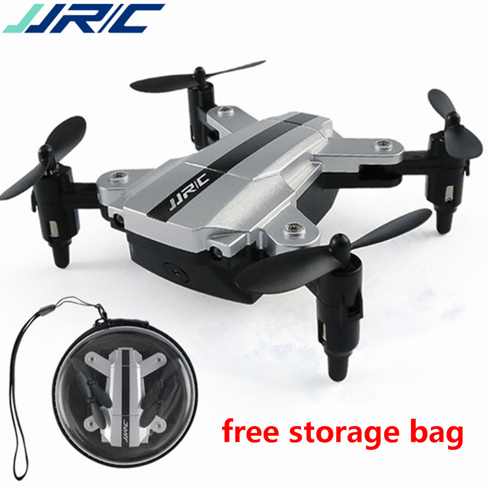 купить JJRC H54W Mini Foldable Drone With W/480P Camera WiFi E-Fly FPV Altitude Hold Mode RC Quadcopter BNF VS Shadow E59 JJR/C недорого