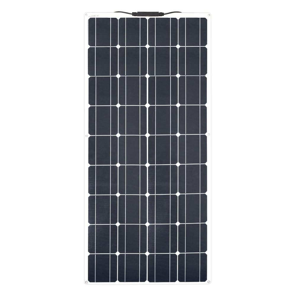 100W ETFE Flexible solar panel 1