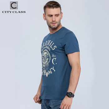 City mens t-shirt tops tees fitness hip hop men cotton tshirts homme camisetas t shirt brand clothing multi color military 1962 2