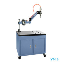 M3 To M16 Pneumatic Tapping Machine With Universal Joint Without Working Table