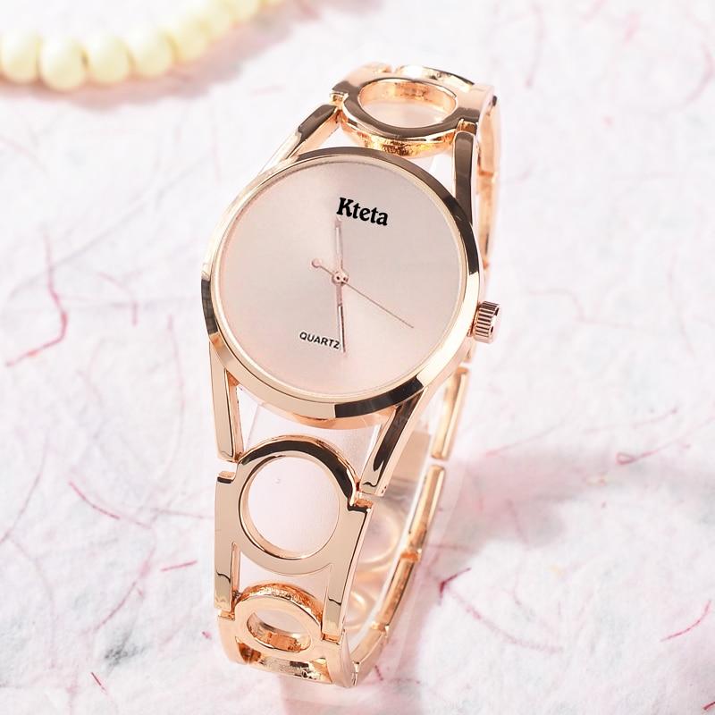 Vrouwen Horloges 2018 Beroemde Merk Mode Quartz Horloge Dame Armband - Dameshorloges - Foto 2