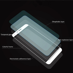 Image 5 - For Nokia 7 Plus Tempered Glass Nokia 7 Plus Glass On For Nokia 7plus Screen Protector  9h Hardness Protective Tempered Glass