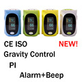 Pulse Oximeter Blood Oxygen Monitor Gravity Control+ Perfusion Index