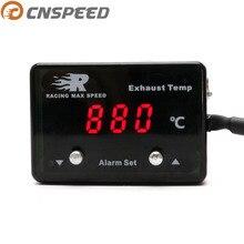 Автомобильная температура выхлопа, измеритель выхлопных газов, цифровой с датчиком EXT, измеритель температуры Turbo для 4WD Hilux Patrol EGT YC101297
