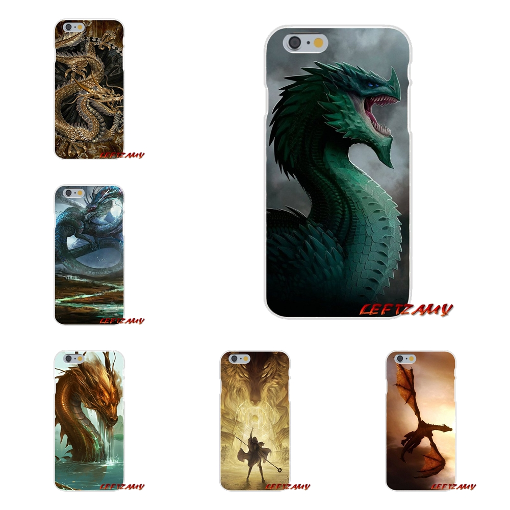 Dragon Masters on Chinese For Samsung Galaxy S3 S4 S5 MINI S6 S7 edge S8 S9 Plus Note 2 3 4 5 8 Accessories Phone Cases Covers