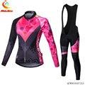 Женский комплект из Джерси Malciklo, летняя одежда для велоспорта, одежда для горного велосипеда, велосипедная одежда для MTB велосипеда, 2019