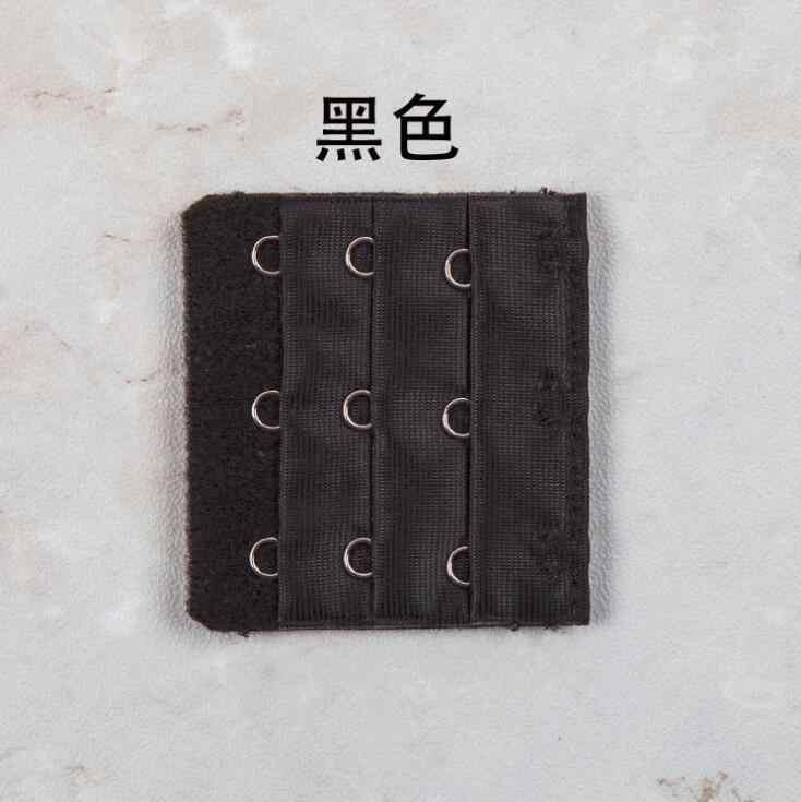 משלוח חינם חזיית הארכת הלבשה תחתונה רצועת Extender החלפה עם 3 ווי חזיית אבזרים