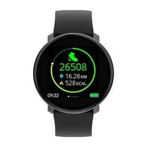 Image 2 - Multifunctionele Smart Horloge M31 Full Screen Druk Ip67 Waterdichte Meerdere Sporten Modus Diy Smart Horloge Gezicht Voor Android & Ios