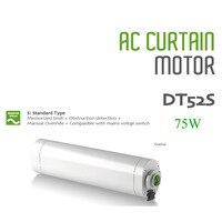 Ewelink Dooya DT52S Electric Curtain Motor 220V Open Closing Window Curtain Track Motor Smart Home Motorized