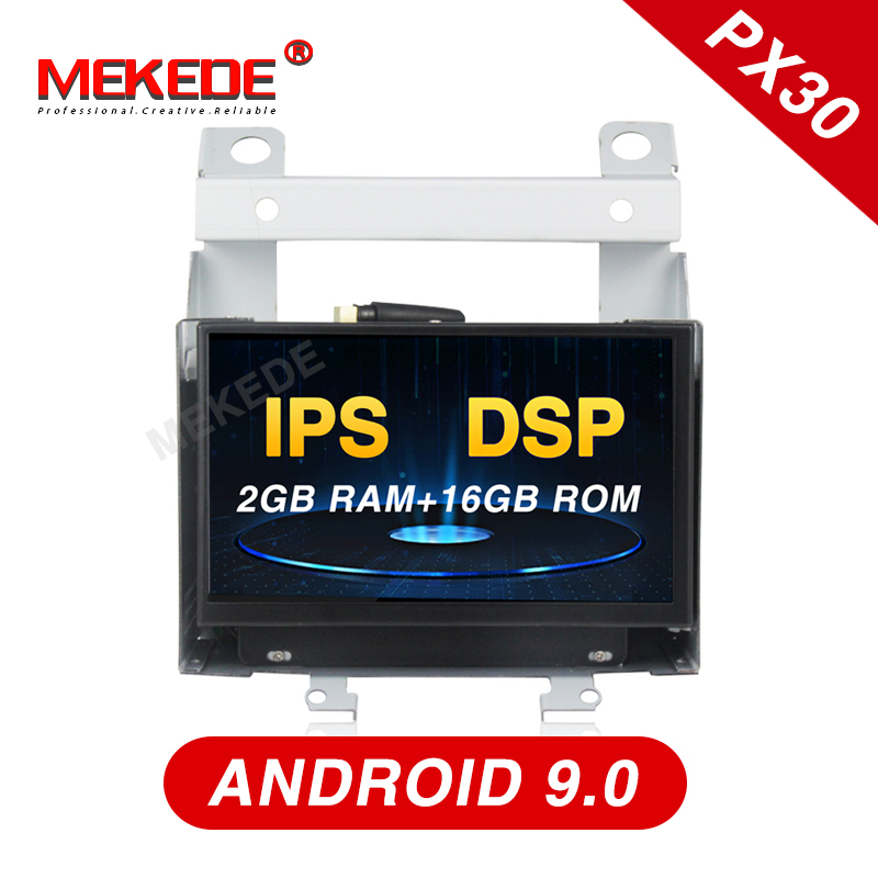 New arrival! PX30 series android 9.0 Car multimedia Stereo Radio system for Land Rover Freelander 2 2007-2012 wifi BT IPS DSP