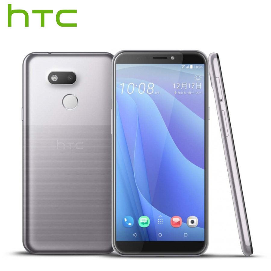 Global Version HTC Desire 12s Mobile Phone Dual SIM 5.7inch 3GB RAM 32GB ROM 13MP Snapdragon435 OctaCore Android 8.1 NFC 3075mAh