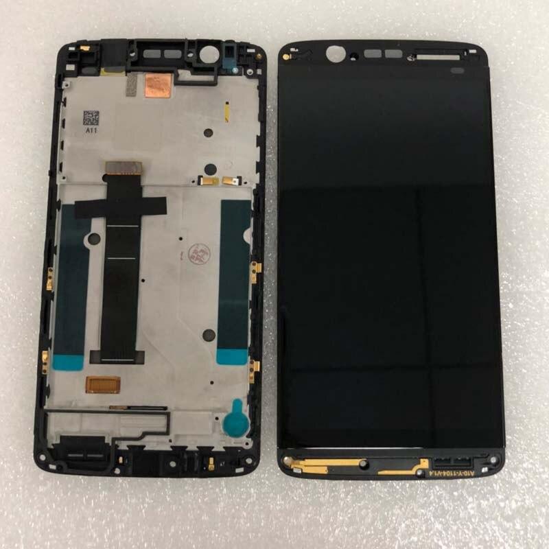 5 2inch brand new LCD Amoled For ZTE Axon 7 mini b2017 b2017G Full lcd display