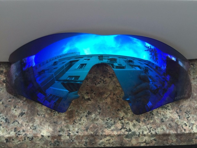 b1f7c635f3 Ice Blue Polarized Replacement Lenses for M Frame Sweep Sunglasses Lens Only