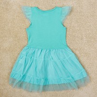 Fashion Dress For Girl Nova New Arrival Princess Fashion Party Dress Summer Girls Lovely Tutu