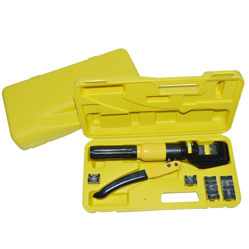 Manual Hydraulic Pliers 4 70mm2 Hydraulic Crimping Pliers Hydraulic Crimping Tools YQK 70