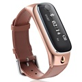 Smart Bracelet M6 Smartband Talk Band Bluetooth Earphone Headset Health Tracker Wristband Pedometer Anti-lost Talkband PK Tw64