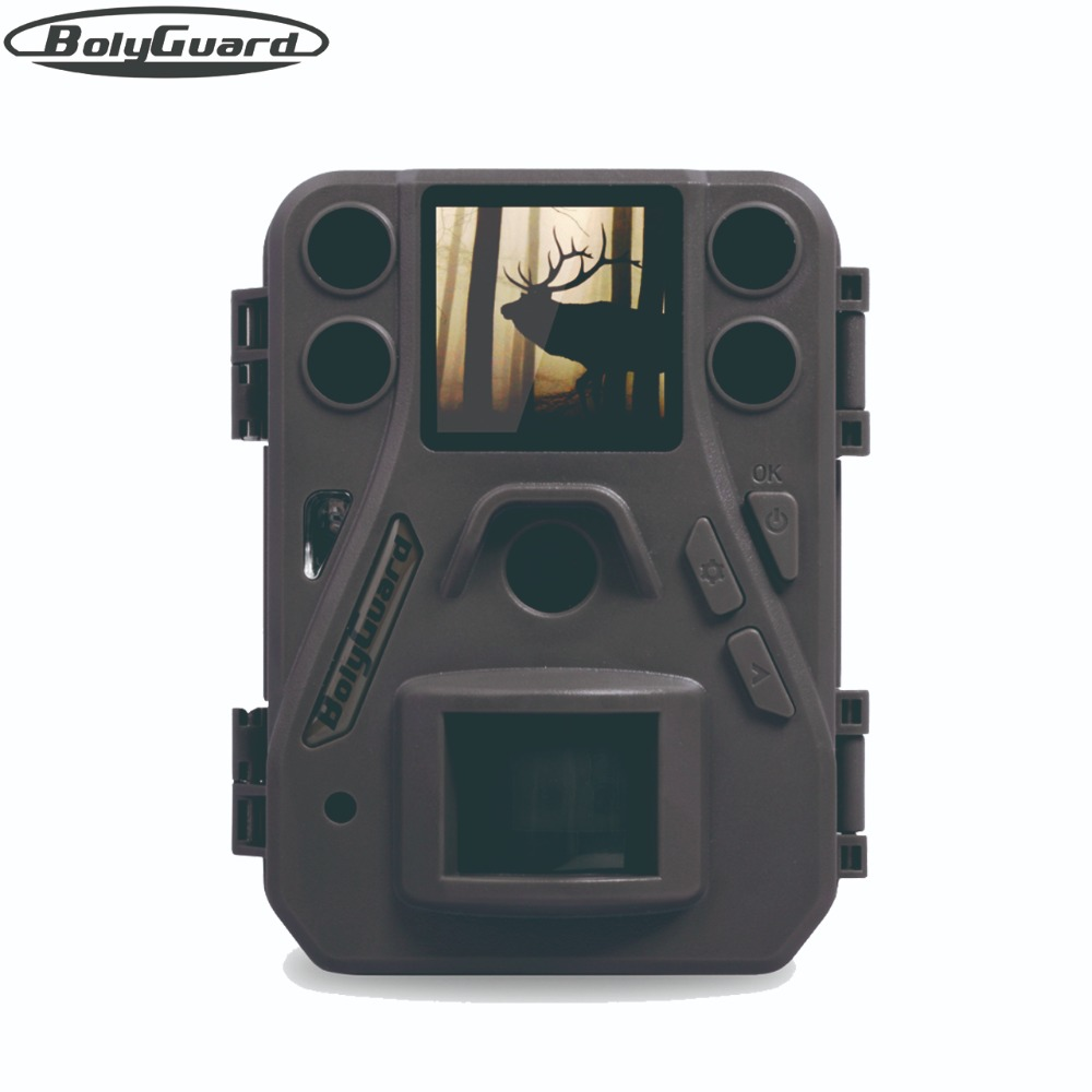 Bolyguard Photo Traps Hunting Camera 10MP 720P with 1.33