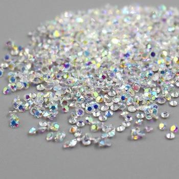 Διακόσμηση νυχιών crystal 1.1mm nail