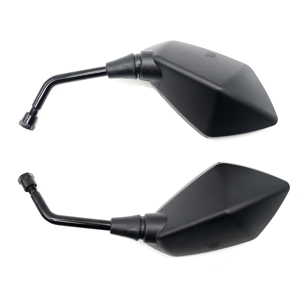 1pair for Motorcycle Mirror motorbike e Mirrors Universal Rearview Mirror 8mm 10mm For SUZUKI DL650 V STROM GSX 600F 750F KATAN in Side Mirrors Accessories from Automobiles Motorcycles