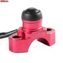 Billet CNC Stop Button Kill Switch For CR CRF XR XL CRM 50 85 125 150 230 250 400 450 Dirt Bike MX Motocross Off Road Motorcycle motorcycle front brake pump master cylinder pump for cr crf xr xl crm kayo t4 t6 dirt bike mx motocross off road