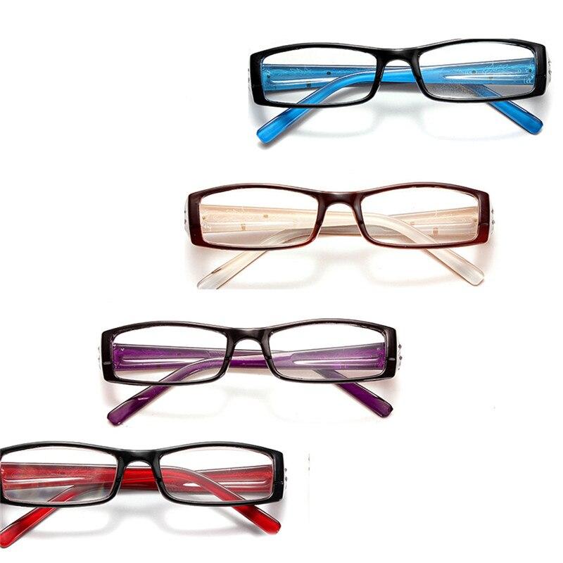 Mujeres Hombres resina lente Retro tallado marco completo gafas de ...
