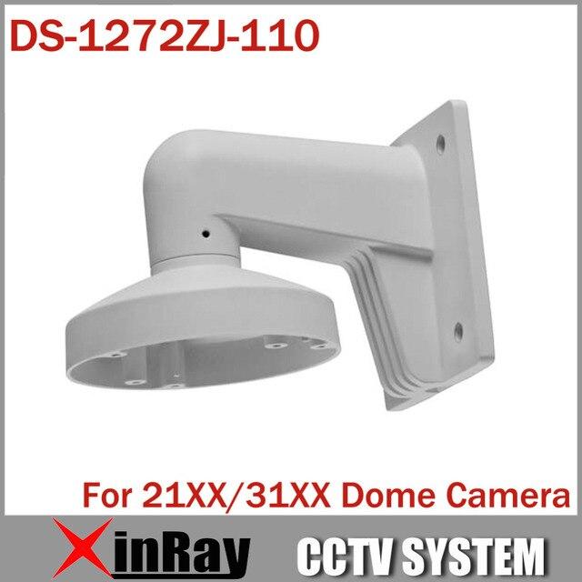 Original de Alta Calidad de Soporte DS-1272ZJ-110 para DS-2CD2132 (D)-Me Y DS-2CD3132 (D)-Me Pared Soporte de montaje