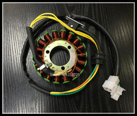 Wangjiang motorcycle GN250 Stator coil GN 250 Magnetic motor coil