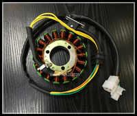 Wangjiang motorrad GN250 Stator coil GN 250 Magnetic motor spule