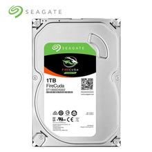 Seagate 1 TB FireCuda Oyun SSHD (Katı Hal Hibrid Sürücü)  7200 RPM SATA 6 Gb/Sn 64 MB Önbellek 3.5 İnç Sabit Disk (ST1000DX002)