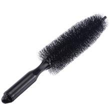 купить Car Wheel Wash Brush Plastic Handle Vehicle Cleaning Brush Wheel Rims Tire Washing Brush Auto Scrub Brush Car Wash Tools по цене 103.62 рублей
