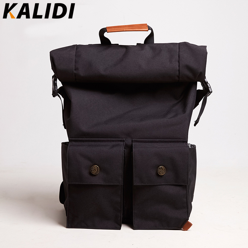 KALIDI 15 inch Laptop Backpack Men for Teenage Waterproof Travel Backpack School Casual Backpack Macbook Pro 13 inch 15inch