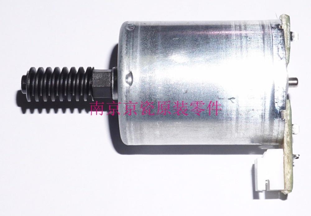 New Original Kyocera 302ND94050 DC MOTOR ASSY B 302K931770 GEAR WORM CL for:TA4002i-6002i 2552ci-6052ci 306ci-406ci new original kyocera dc motor assy in fk 6701 6702 for ta6501i 8001i