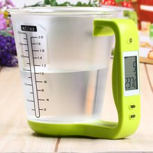 Digital Measurement Cup Scale with LCD Display