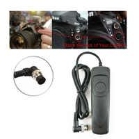 Shutter Release Cable Remote Control for Nikon MC-30A D850 D810A D810 D800 D800E D810 D700 D300S D200 D3X D5 D4 D4S MC30 MC-30