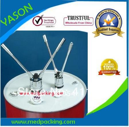ФОТО High-quality tool steel 200l Drum Cap Sealing Tool Barrel Crimping tool0703002L