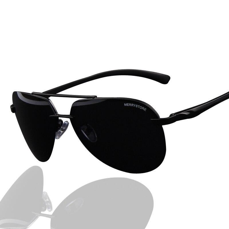 MERRY'S Brand Design 100% Polarized Aluminum Alloy Frame s