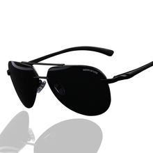 MERRY'S Brand Design 100% Polarized Aluminum Alloy Frame Sunglasses Men Fashion Men's Driving Sunglasses S'8281