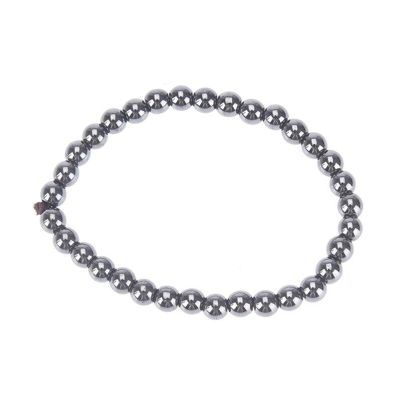 Schlankheits-cremes Sinnvoll 1 Pcnew Vintage Schwarz Magnetische Therapie Fußkettchen Perlen Fuß Kette Gesunde Gewicht Verlust Ankle Armband Für Frauen Männer Schmuck