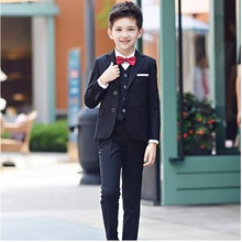 Children Gentleman 2019 Boy Suits Kids Formal Suits
