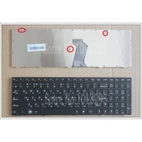 Original Russian Keyboard For Lenovo G580 Z580 V580 V580C Z580A G585 Z585 RU BLACK FRAME