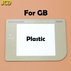 Image 5 - JCD 1Pcs Neue Glas Kunststoff Bildschirm Objektiv abdeckung Für Nintend Gameboy Klassische Für GB Objektiv Protector